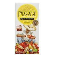 marana piura peru single origin chocolade craft chocolate bean to bar cacao blanco witte cacao