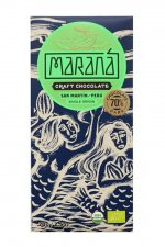marana san martin peru 70 chocolade bean to bar origine