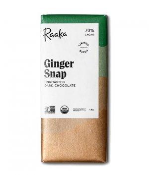 raaka gember snap ginger koekjes specerijen heerlijk warm verwarmend chocolade