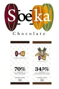 soeka chocolade bean to bar lokaal berg en dal nijmegen indonesie sulawesi
