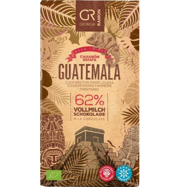 georgia ramon guatemala 62% melkchocolade