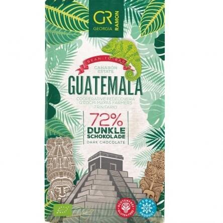 Georgia Ramon – Guatemala 72%