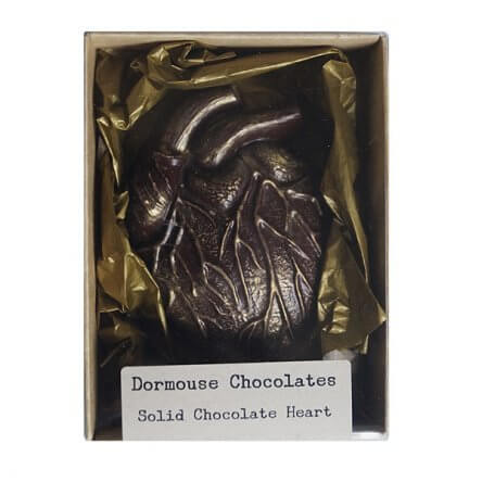 Anatomical Chocolate Heart Dark – Dormouse