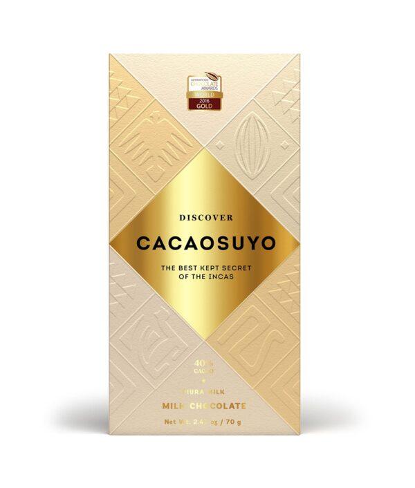 cacaosuyo piura milkchocolate peru