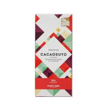 Cacaosuyo Mini Piura Nibs