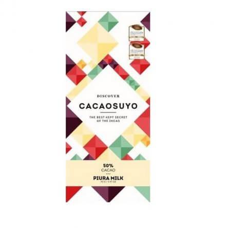 Cacaosuyo Piura Milk 50%