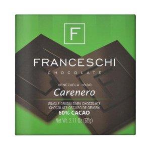franceschi origine chocolade venzeuela caranero cocoa 60