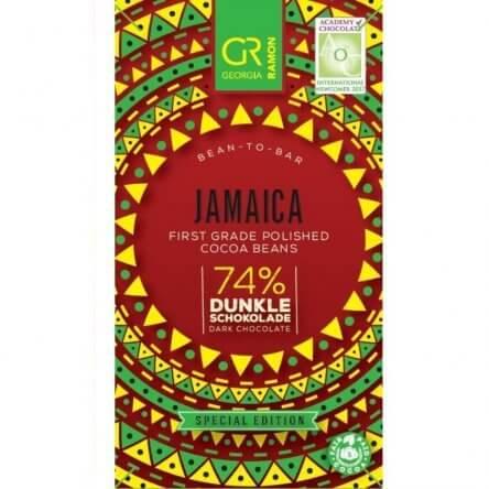 Georgia Ramon Jamaica 74%