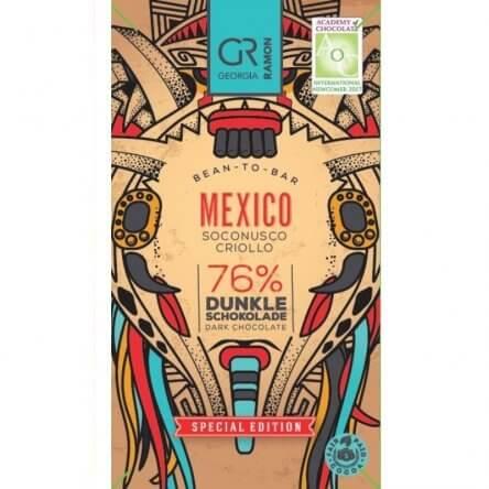 Georgia Ramon Mexico 76%