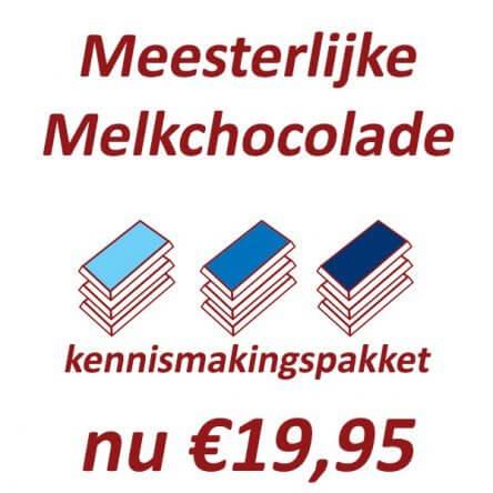 Get to know craft chocolate: Masterly Milkchocolate