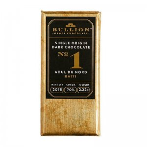bullion haiti puur single origin bean to bar chocolade