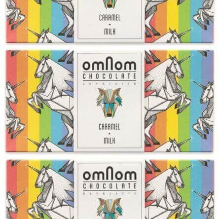 Omnom Pride – Caramel + Melk
