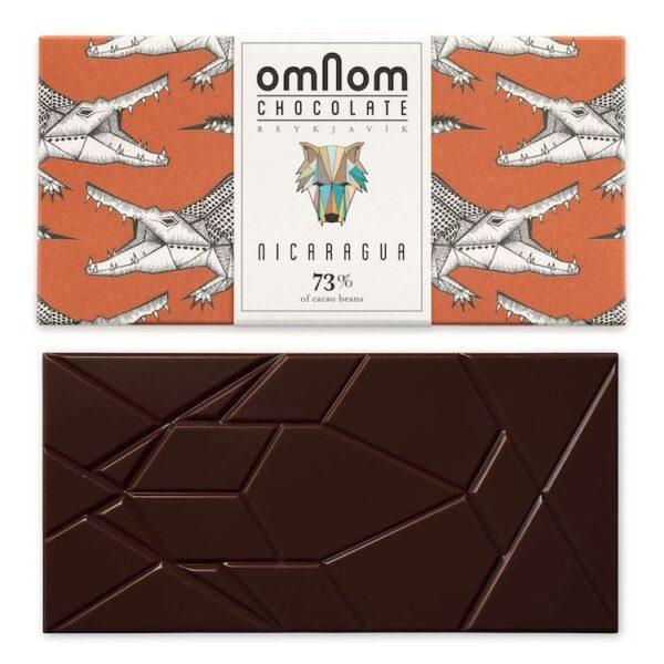 omnom nicaragua pure origine chocolade ijslandse makers bestel in webshop chocoladeverkopers