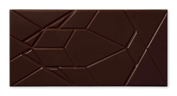 omnom nicaragua chocoladereep binnenkant mal mooi patroon ijsland craft chocolate