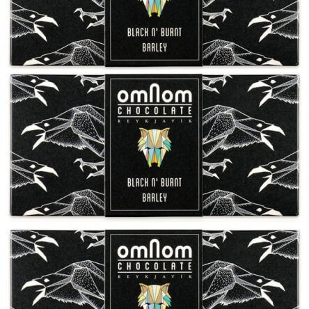 Omnom Black 'n Burnt Barley