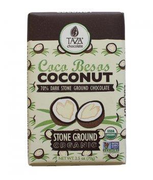 taza kokos chocolade kokosnoot