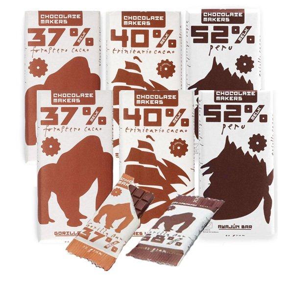 chocolatemakers actiepakket &meer korting cadeaupakket
