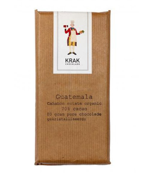 krak chocolade guatemala bean to bar nederland mark schimmel