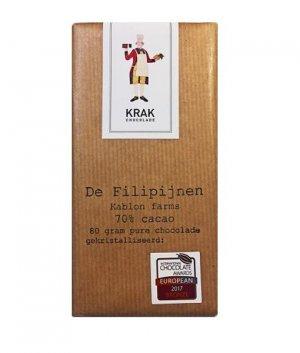 filipijnen chocolade kablon krak winnaar international chocolate awards brons mooie bean to bar uit nederland