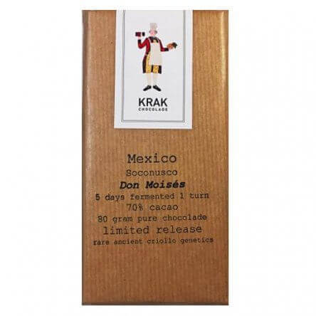 Krak 70% Mexico Limited Don Moisés