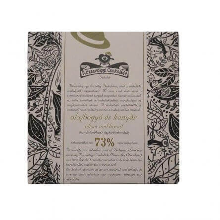Rózsavölgyi 73% Brood & Olijven