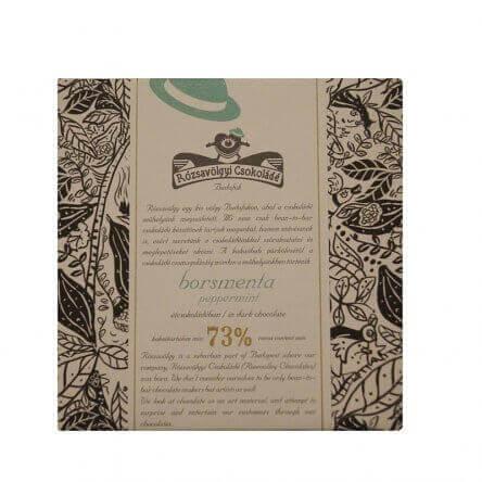 Rózsavölgyi 73% Pepermunt