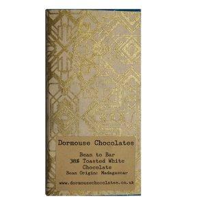 geroosterde witte chocolade roasted white chocolade van dormouse heerlijk snoepen genieten smullen