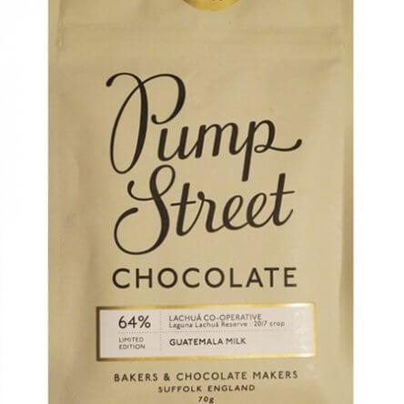 Pump Street Bakery – Guatemala Melk 64% Limited