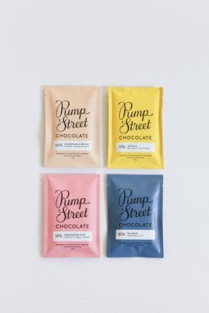 pump street bakery kennismaking met bean to bar chocolades van deze ambachtelijke chocolademakers