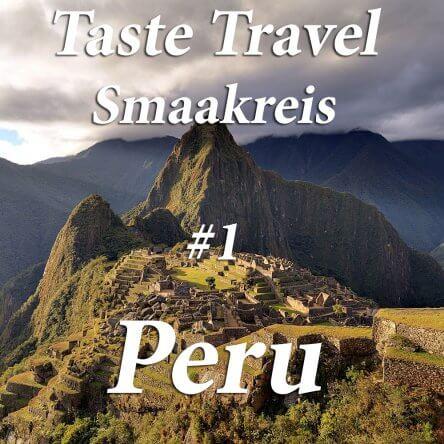 Taste Travel #1: Peru. Origin Chocolate Package
