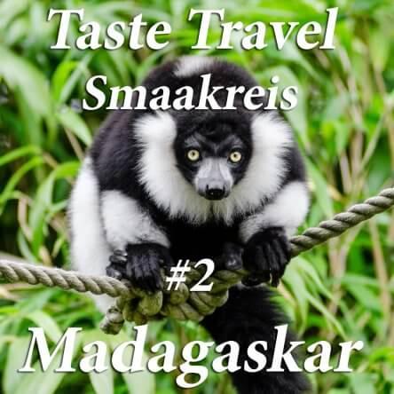 Taste Travel #2: Madagaskar. Origin Chocolate Package