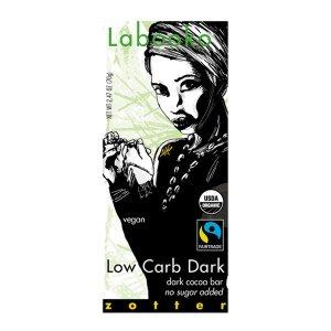 zotter low carb suikervrij natuurlijke zoetstof chocolade low carb keto fairtrade biologisch