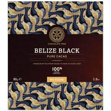 Chocolate Tree Belize Black 100%