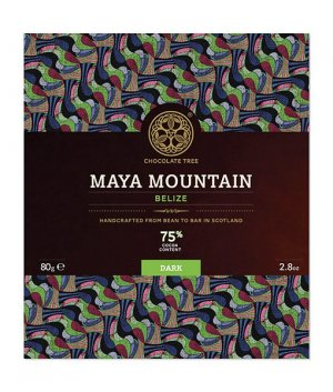 maya mountain belize chocolade biologisch van chocolate tree