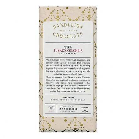 Dandelion – Colombia 70%