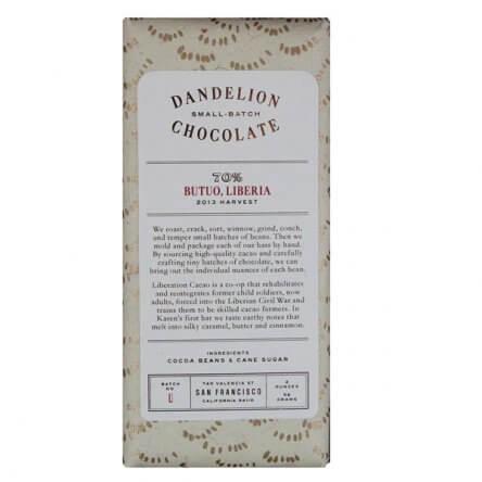 Dandelion – Liberia 70%