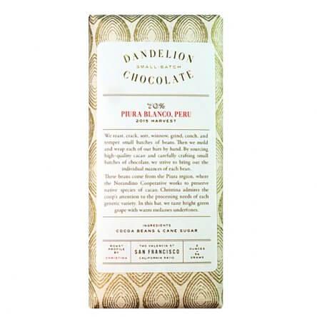 Dandelion Piura Peru 70%