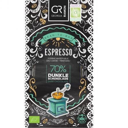 Georgia Ramon – Espresso 70%