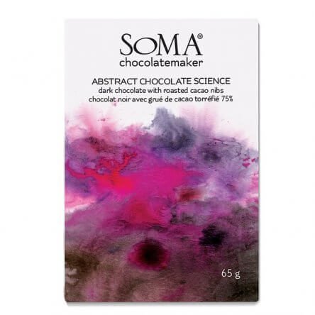 Soma Abstract Chocolate Science
