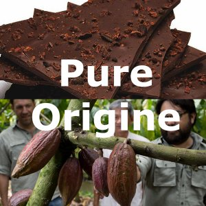pure origine chocoladepakket craft chocolate bean to bar chocoladeverkopers
