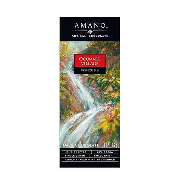 amano ocumare venezuela rich complex but also classic chocolate with some vanilla