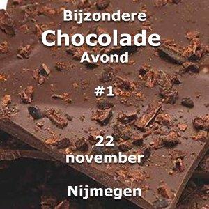 bijzondere chocolade avond mesjokke dennis van essen nijmegen honig complex workshop proeverij leren wijzer worden