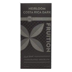 fruition donker krachtig peru maranon craft chocolate
