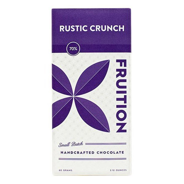 fruition rustic crunch chocolate vanille cinnamon