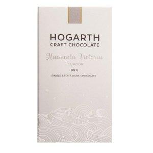 ecuador krachtige donkere 85% cacao chocolade