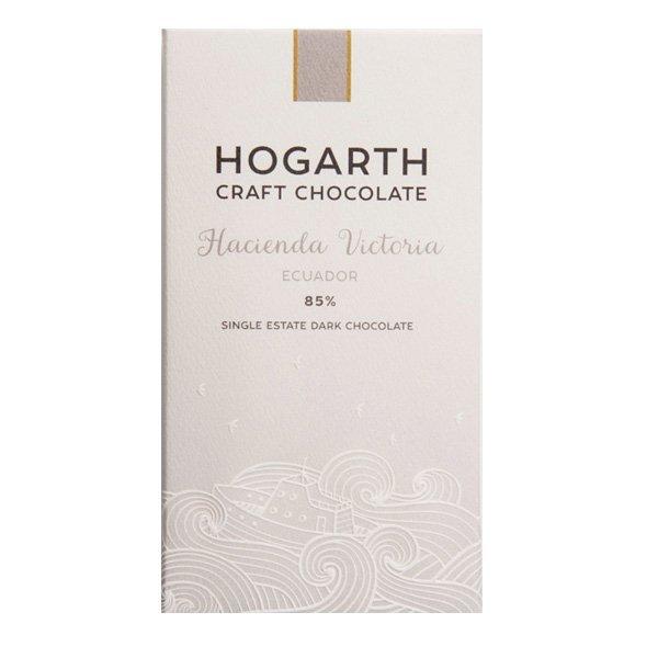 ecuador powerful dark 85% cocoa chocolate