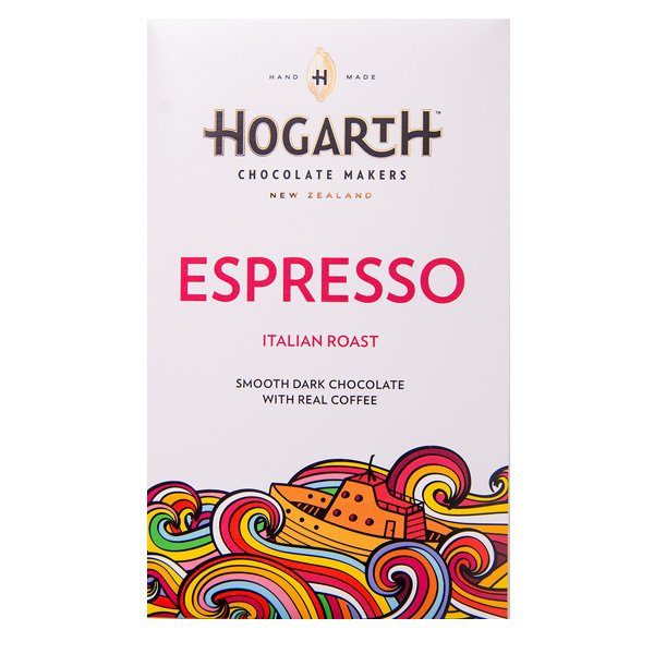 hogarth chocoladereep met espresso