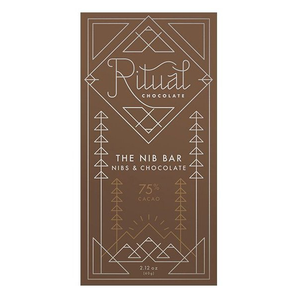 ritual the nib bar chocolade blend met nibs