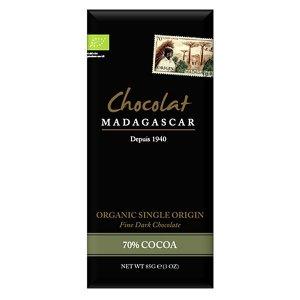 chocolat madagascar 70% biologisch fair made in afrika sustaiblable fairest