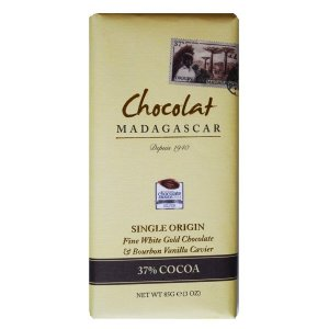 chocolat madagascar witte chocolade met vanille bourbon caviar